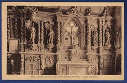 29 PLOMODIERN Chapelle Ste Marie Du Menez-Hom, Autel, Côté Droit - Plomodiern