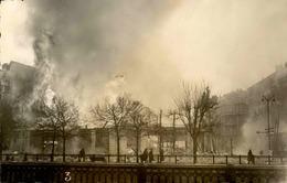 BELFORT - Carte Photo De L'incendie Des Galeries Modernes - Janvier 1940 - Très Bon étét - Rare - P20921 - Belfort - Ciudad
