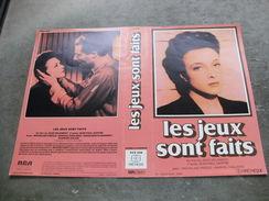"""Rare Film : """" Les Jeux Sont Faits """" - Dramma"""