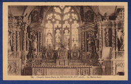 29 PLOMODIERN Chapelle Ste Marie Du Menez-Hom, Le Maître-Autel - Plomodiern