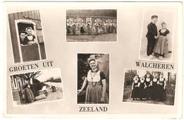 Walcheren - Groeten Uit Walcheren - 1955 - Pays-Bas