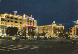 MACEDONIA - Skopje 1969 - View At Night - Macédoine