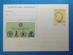2003 ITALIA CARTOLINA POSTALE NUOVA NEW MNH** - GIORNATA MONDIALE DELL'ALIMENTAZIONE - - Interi Postali