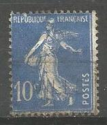 France - F1/290 - Type Semeuse Camée - N°279  Obl. - 1906-38 Sower - Cameo