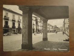 Nicastro (Catanzaro)  -  Corso Numistrano  -  Cartolina Viaggiata 1950 - Catanzaro