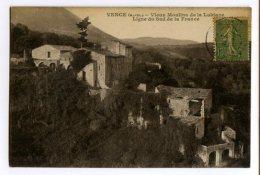 VENCE - Vieux Moulins De La Lubiane - Ligne Du Sud De La France - Vence