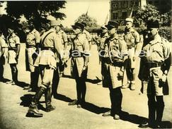 LE CAIRE Revue Militaires Après Bir Hakeim C.1942 FFL - WWII EGYPTE - Guerre, Militaire