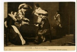 The National Gallery (London) - Duyster - Players At Tric-Trac - Otros