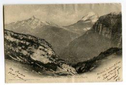Massif De La Chartreuse, Vu De La Route D'Engins - Sin Clasificación