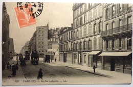 RUE LAFAYETTE - PARIS - Distretto: 10