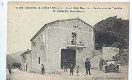 Cpa  -34-  Saint-guilhem-le-desert - Autres Communes