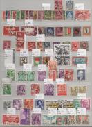 SUISSE COLLECTION 80 TIMBRES ANCIENS VALEUR 170 EUROS - Suisse