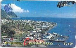 Dominica - Landscape - 6CDMA - 1993, 18.308ex, Used