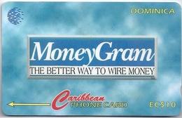Dominica - MoneyGram - 203CDMA - 1997, 20.000ex, Used
