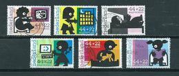 2007 Netherlands Complete Set Child Welfare,kinderzegels Used/gebruikt/oblitere - Periode 1980-... (Beatrix)