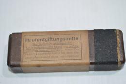 Tube / Boitier De Losantin Allemand Ww2 Deuxième Guerre Mondiale 1939/1945 JMH1944 - 1939-45