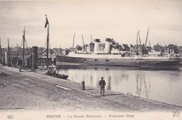 B5 - 76 - Dieppe - Seine-Maritime - Le Bassin Dusuesne - Duquesne Dock - N° 622 - Dieppe