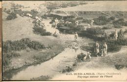 Oued Amelil - Paysage Autour De L'oued - Other