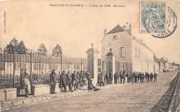 Pont Sur Yonne        89     Usine Bernier - Déchirure -   (voir Scan) - Pont Sur Yonne