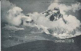 9638) VALLE D'AOSTA VALTOURNANCHE HOTEL GIOMEIN NON VIAGGIATA 1910 CIRCA - Italia