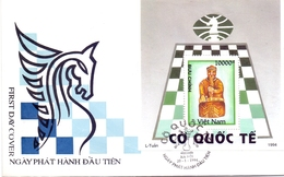 VIET NAM   CO AQUOC Tè FDC  (GEN170011) - Vietnam