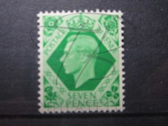 BEAU TIMBRE DE GRANDE-BRETAGNE N° 218 , XX !!! - Unused Stamps