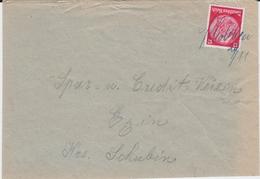 Dt Bes 2 Weltkrieg Wartheland Polen Poland DR Mi 519 Hds OA Schokken Ca 1939 - Besetzungen 1938-45