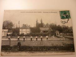 45- LOIRET- SAINT GERMAIN DES PRES- Hameau De Pourprix - France