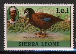 1992 - SIERRA LEONE - Mi. Nr.  601I -  NH - ( **) - (K-EA-361805.7) - Sierra Leone (1961-...)