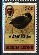 1984 - SIERRA LEONE - Mi. Nr. 764 -  NH - ( **) - (K-EA-361805.7) - Sierra Leone (1961-...)