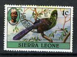 1980 - SIERRA LEONE - Mi. Nr. 590I -  Used - (K-EA-361805.7) - Sierra Leone (1961-...)