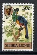 1980 - SIERRA LEONE - Mi. Nr. 598I -  Used - (K-EA-361805.7) - Sierra Leone (1961-...)