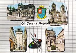 (17) SOUVENIR DE SAINT JEAN D'ANGELY - Saint-Jean-d'Angely