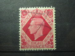 BEAU TIMBRE DE GRANDE-BRETAGNE N° 219 , XX !!! (b) - Unused Stamps