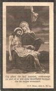 DP. MARIA VAN HOYE ° STEKENE 1895 - + SINT-NIKLAAS 1929 - Religione & Esoterismo