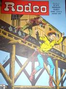 RODEO : Mensuel, JANVIER 1991 , N°473 - Kleine Formaat