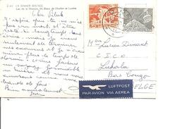 Suisse ( CP De 1957 De SION  Vers Lukala Au Congo Belge à Voir) - Svizzera