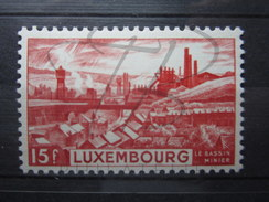 BEAU TIMBRE DU LUXEMBOURG N° 408 , XX !!! - Luxembourg