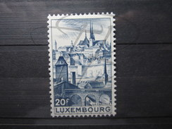 BEAU TIMBRE DU LUXEMBOURG N° 409 , XX !!! - Luxembourg