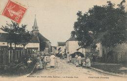 Neurey En Vaux - La Grande Rue - Francia