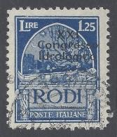 ITALY 1930 EGEO XXI CONGRESSO IDROLOGICO Nº 18