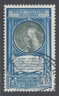 ITALY 1931 EGEO  AIR MAIL Nº 21