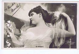 De Brozzia    Artiste 1900, Photo Reutlinger - Entertainers
