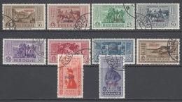 ITALY 1932 EGEO PISCOPI Nº 17/26