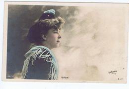 Caux,  Artiste 1900, Photo Reutlinger - Entertainers