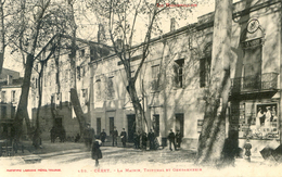 Ceret - La Mairie - Tribunal - Gendarmerie - Ceret