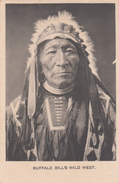 BUFFALO BILL'S WILD WEST_-ORIGINALE D'EPOCA 100% - Indiani Dell'America Del Nord