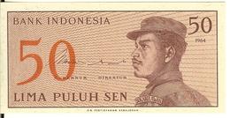 (405) Bank Indonesia 50 LIMA PULUH LIMA SEN 1964 - Indonesien
