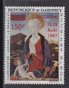 DAHOMEY LP/PA 63 – RICCIONE (1967) –MNH ** - Bénin – Dahomey (1960-...)