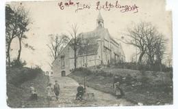 2532 Ville Dommange La Chapelle Saint Lié Censure Montreuil Sur Mer WW1  Delplanque Beraux Trésor Et Postes 163 RARE - Other Municipalities